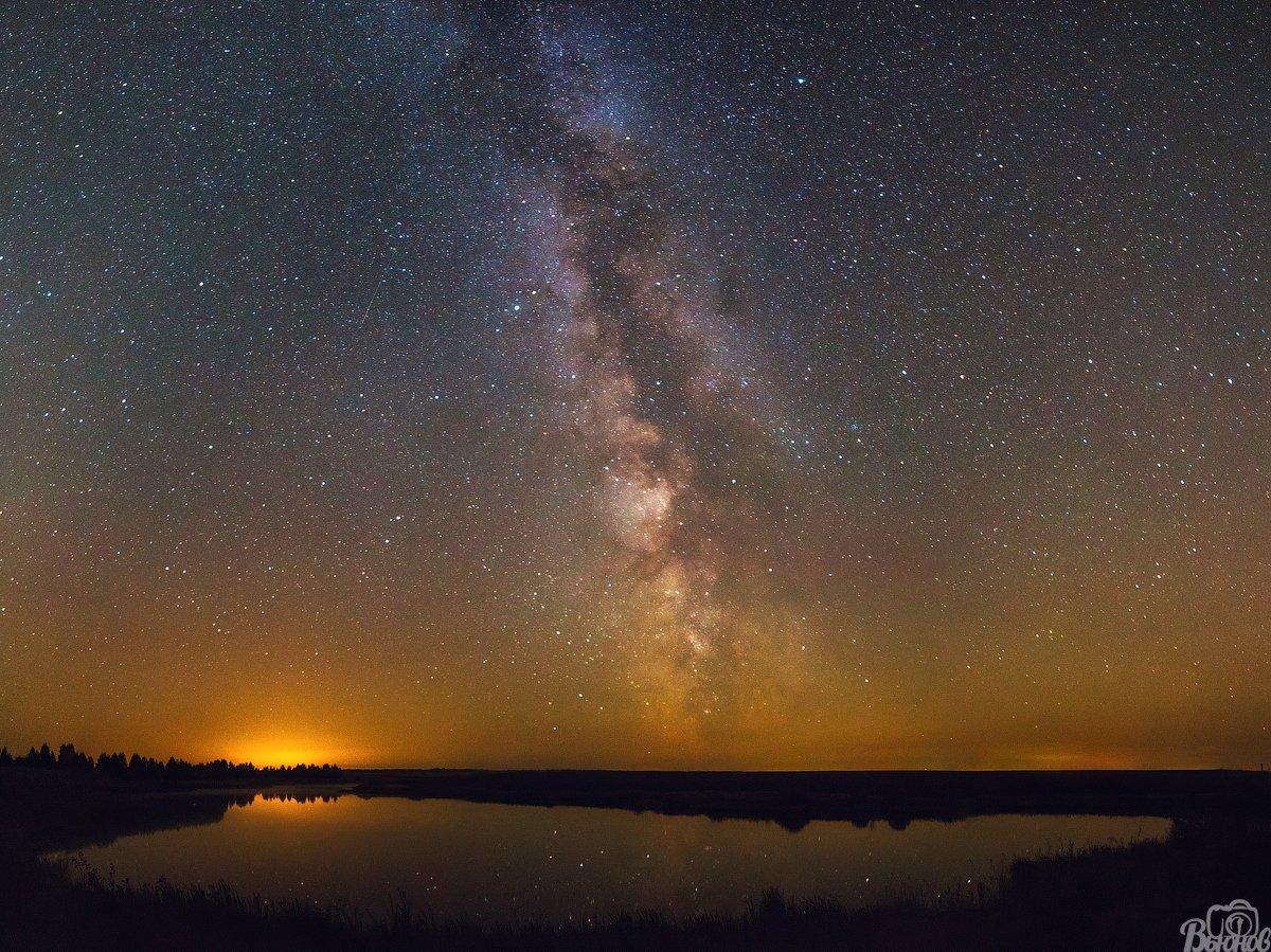 Звезды, Млечный путь, Моршанск, Моршанский район, Тамбовская область, Вьюнов Сергей