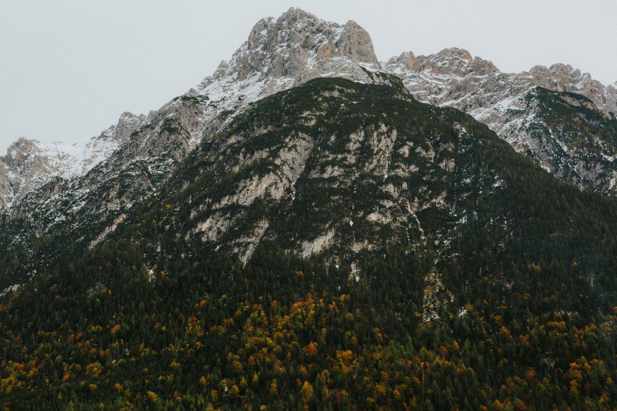 Autumn, Bavaria, Forest, Mountain, Александр Удовиченко