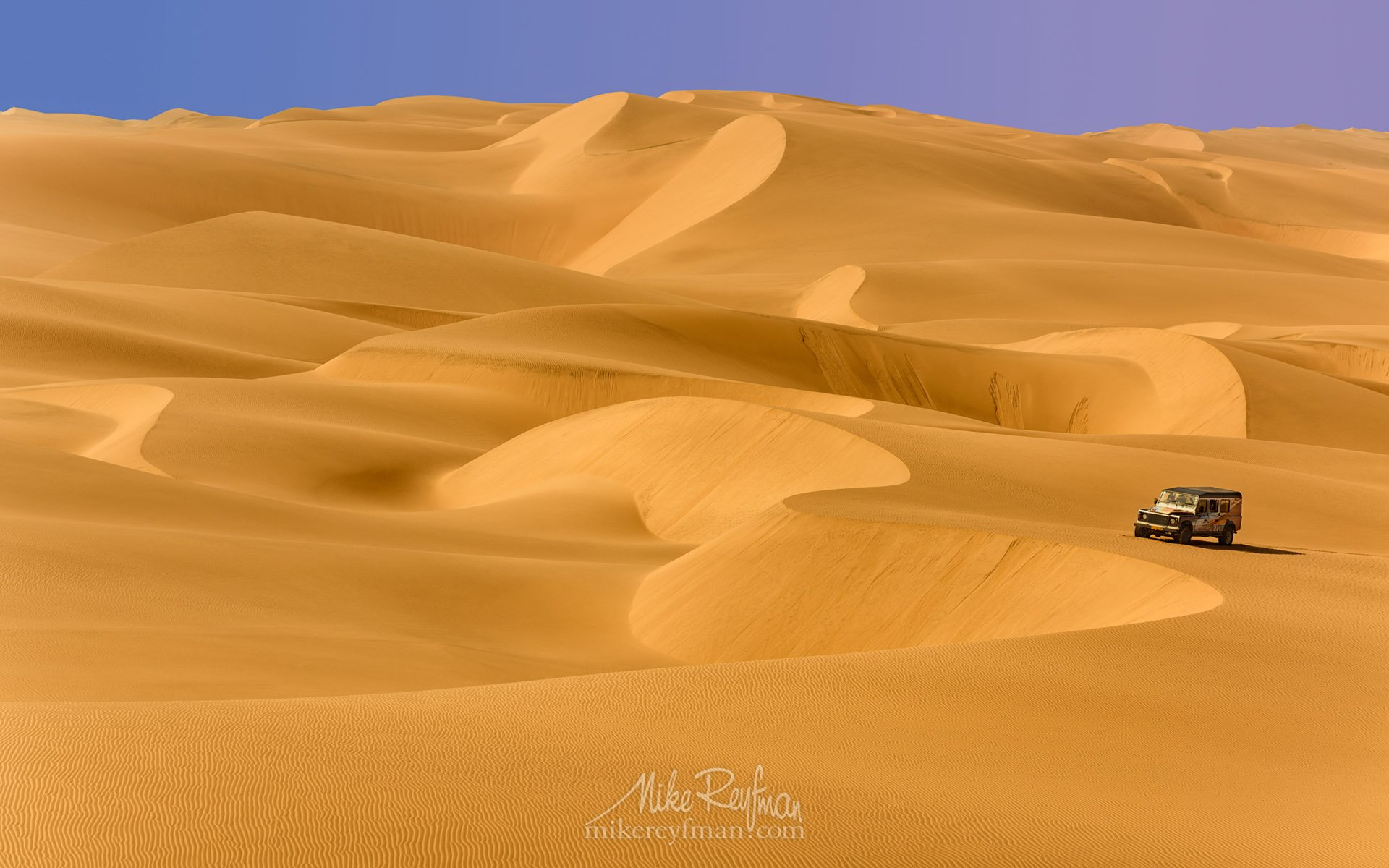Namib Naukluft National Park, Namibia, Sandvich Harbor Dunes, Майк Рейфман