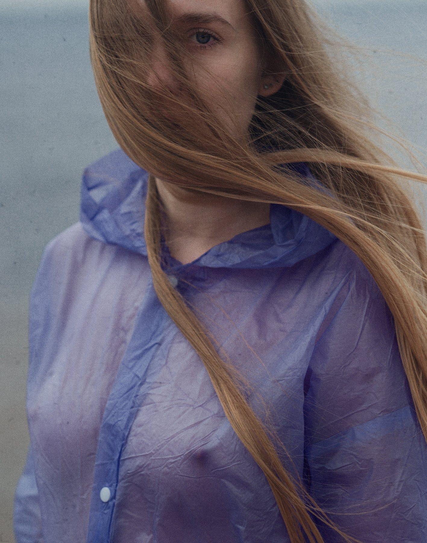 girl, saint-petersburg, portrait, nude, wind, spb, cold, Роман Филиппов