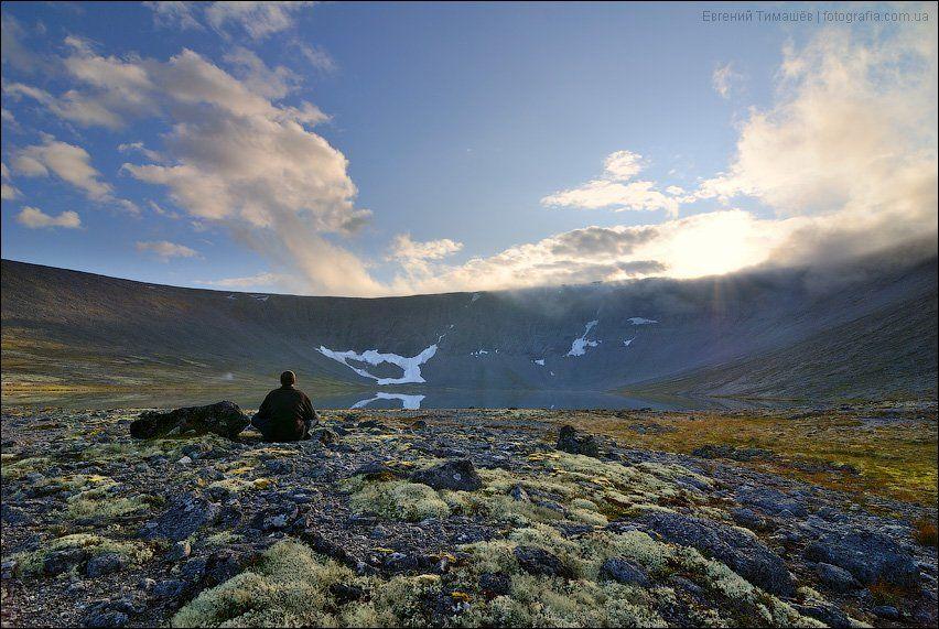 хибины, горы, кольский полуостров, север, Евгений Тимашёв