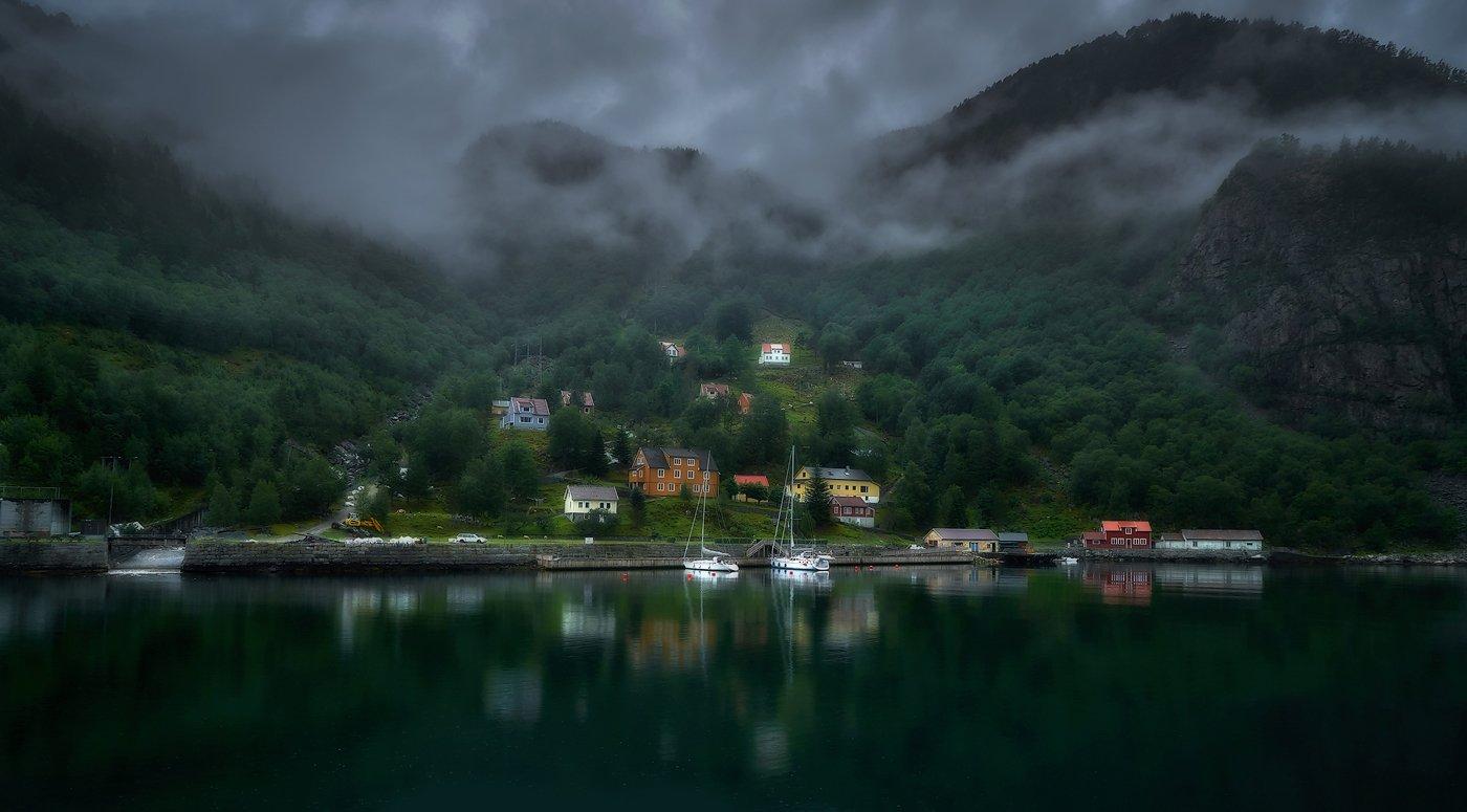 lysifjord norwey, Boris Bekelman