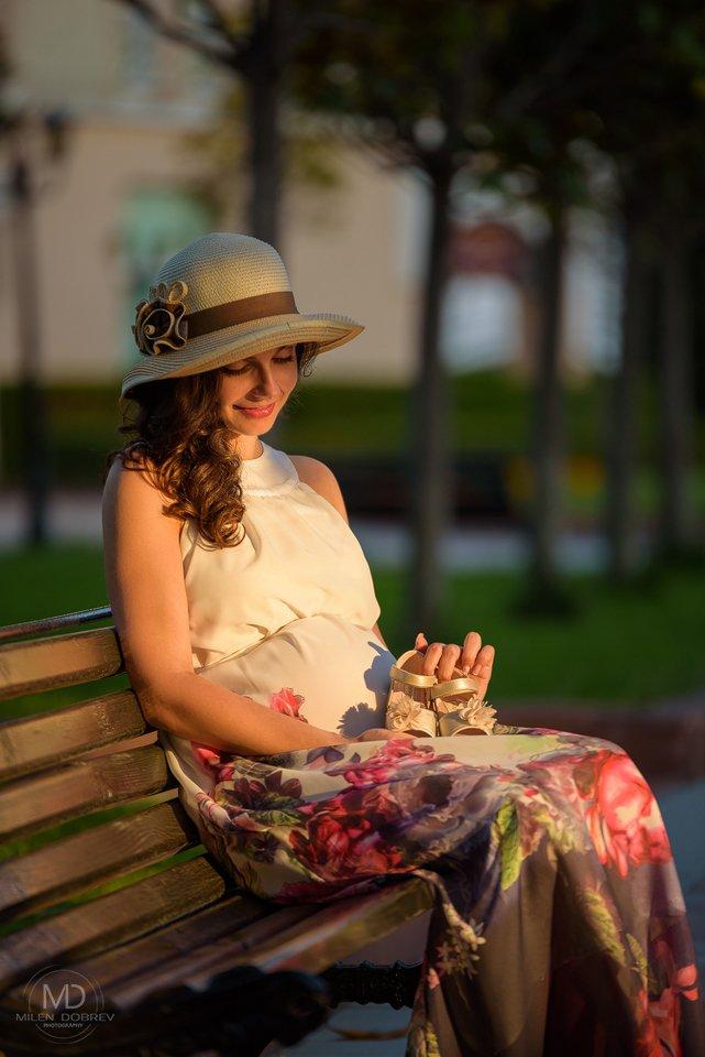 беременная, pregnant, maternity, mom, beauty, Милен Добрев