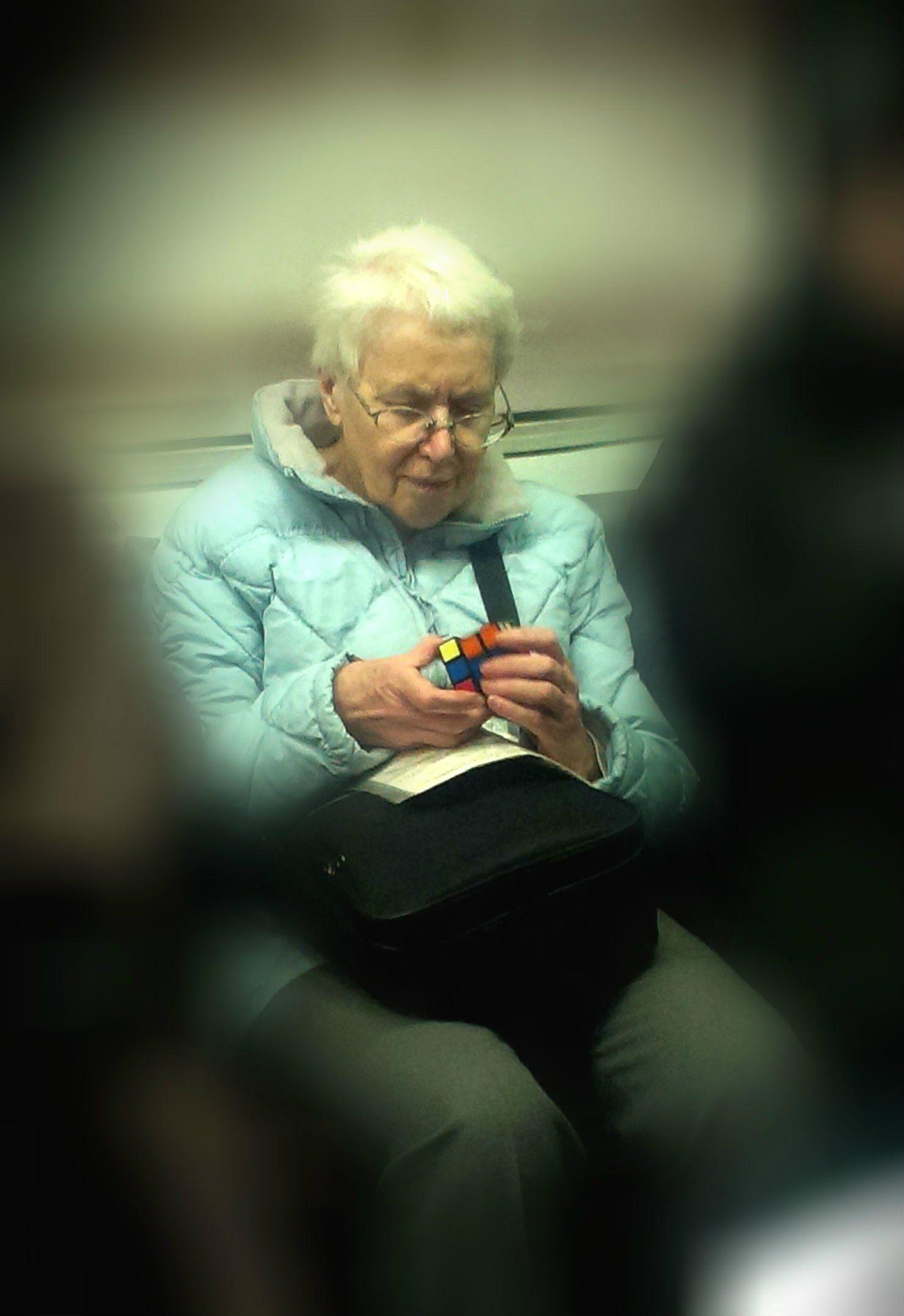 старость, увлечение, Maria V. Gorskaya