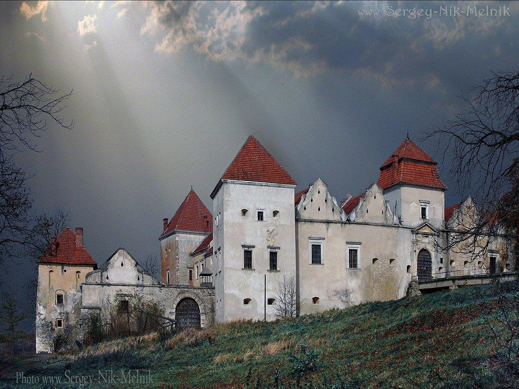 замок,Крепость, Свирж, Украина, Sergey-Nik-Melnik.by