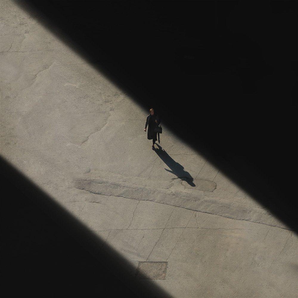 street, shadow, minimal, lines,, Milad Safabakhsh