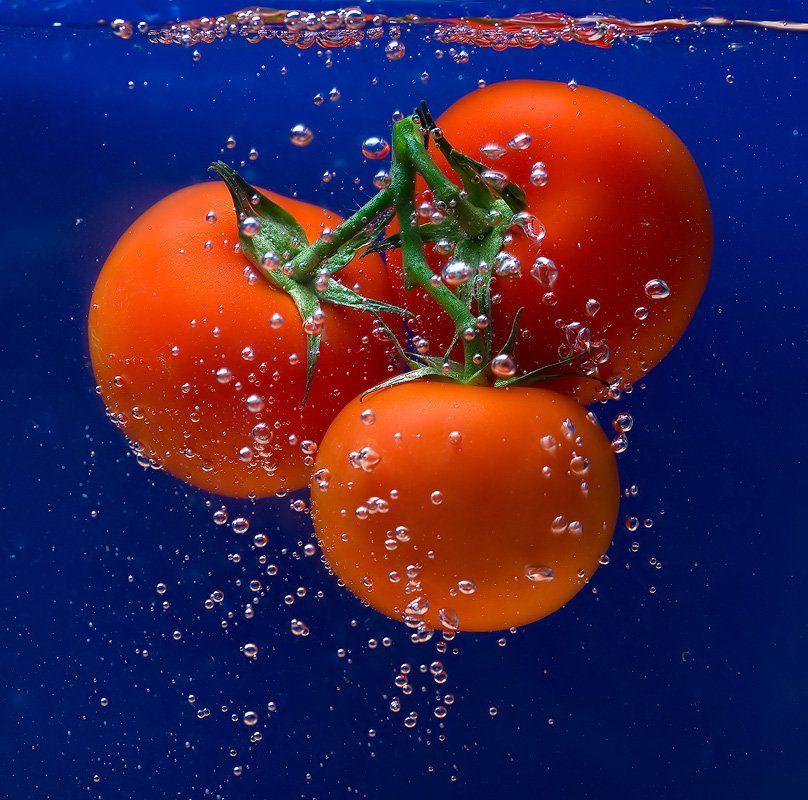 вода, помидоры, помывка, витамины, tolyan139