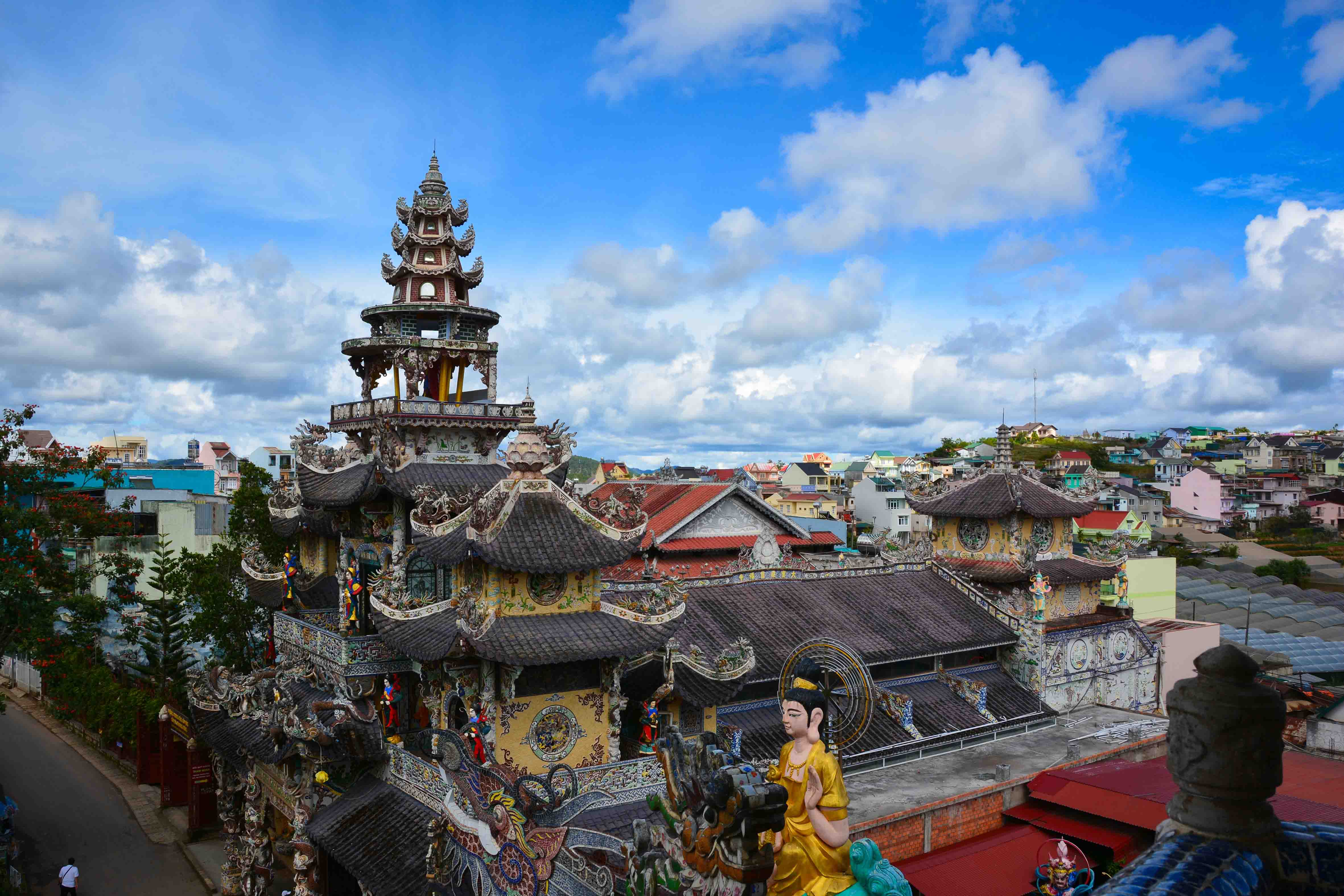 Барабинск пагода линь фуок вьетнам Центр Челябинск Север