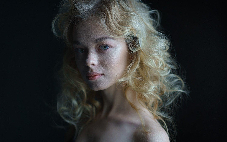 eyes, girl, people, portrait, face,, Казанцев Алексей