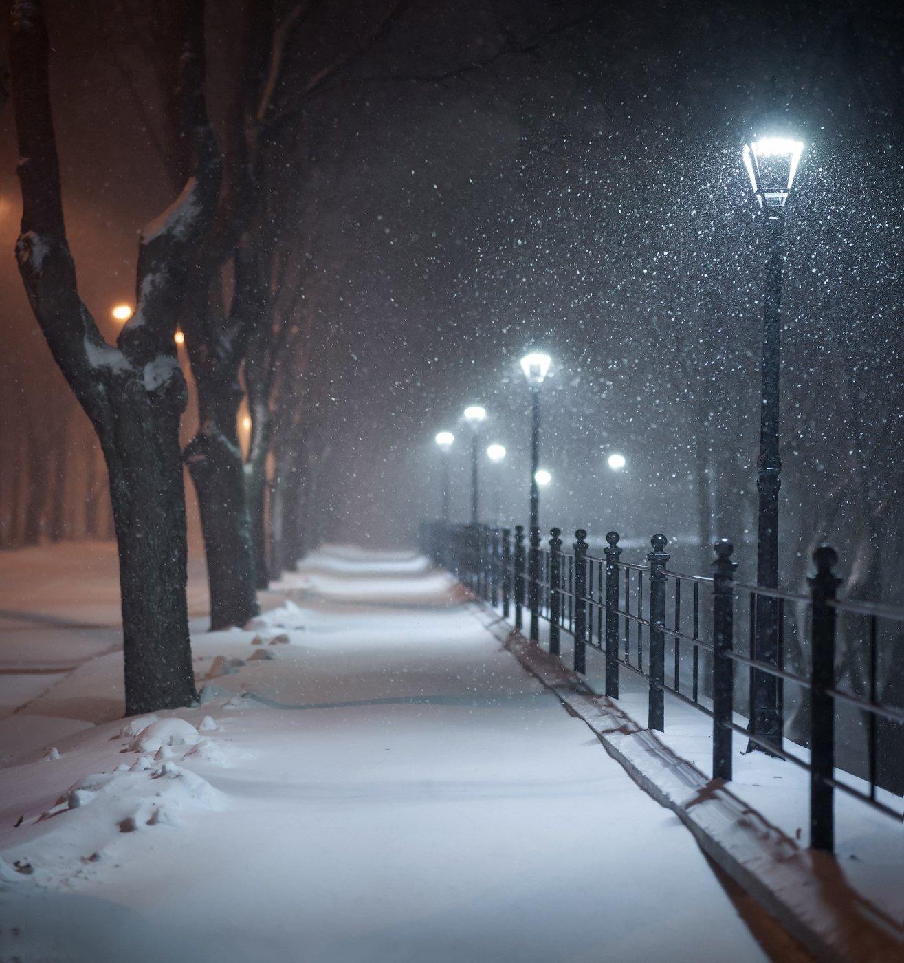 snow, Aleksandr Kljuchenkow