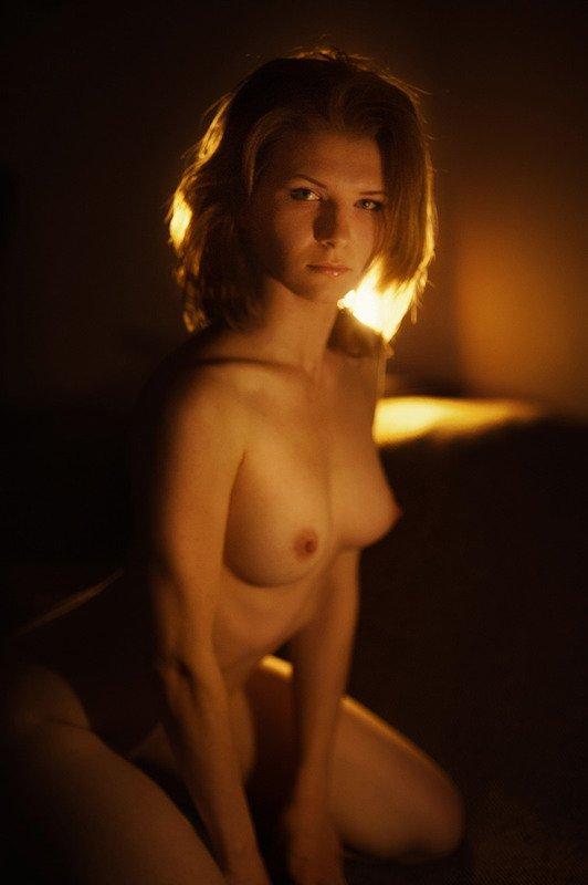 девушка, ню, эротика, портрет, Павел Рыженков