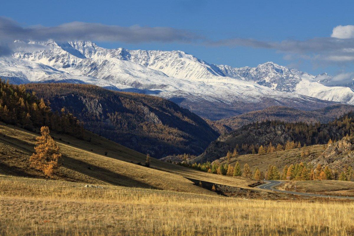 алтай, горный алтай, северо-чуйский хребет, чуйский тракт, горы, Галина Хвостенко