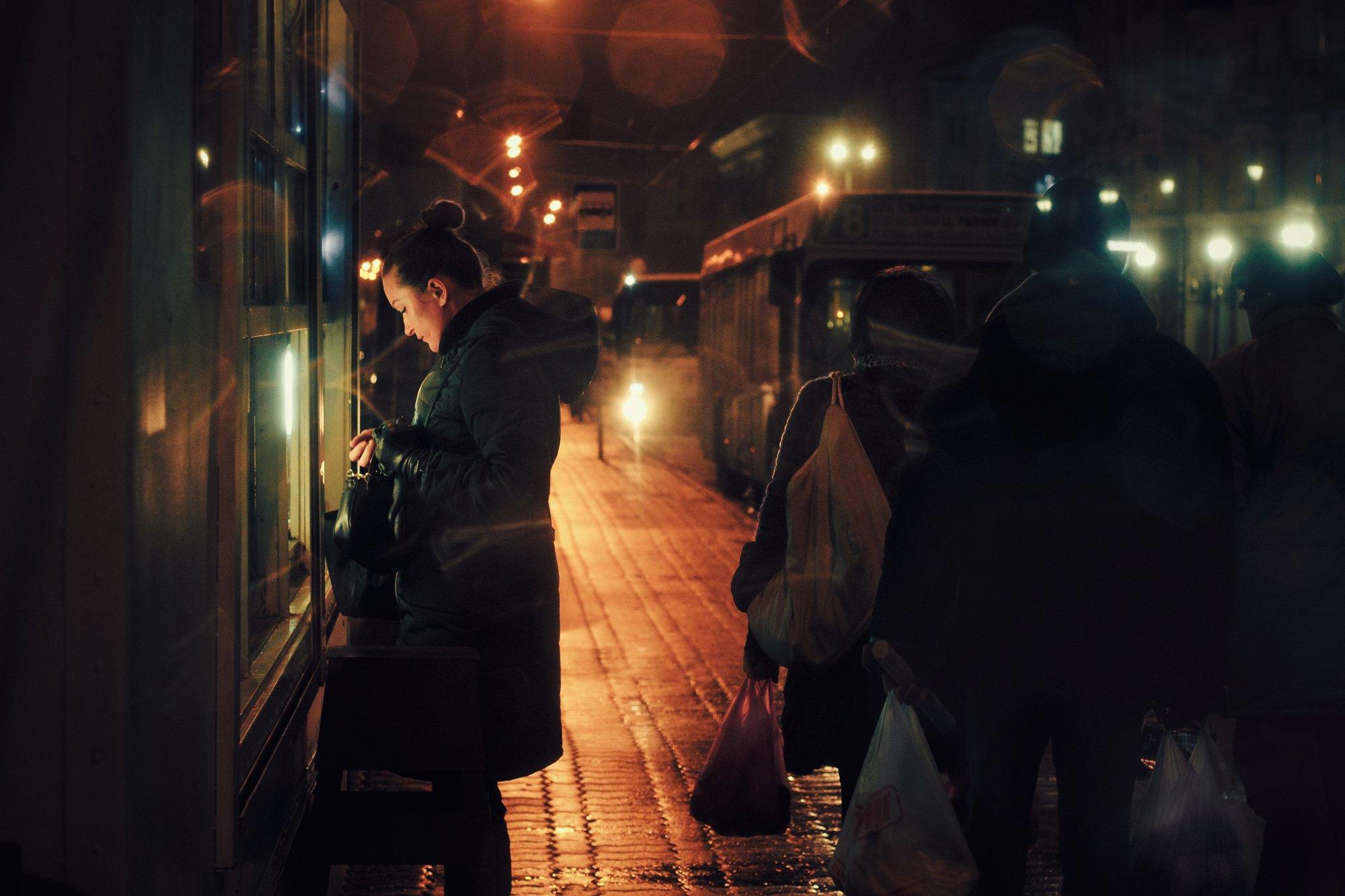 улица, прохожие, ростов-на-дону, центр города, репортаж, зима, Наталья Голубева
