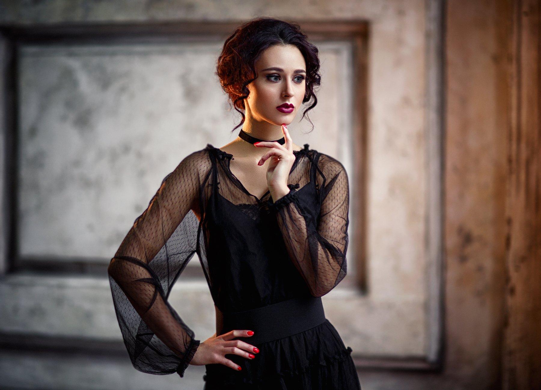 #portrait #beautiful #model #russia #moscow, Hakan Erenler