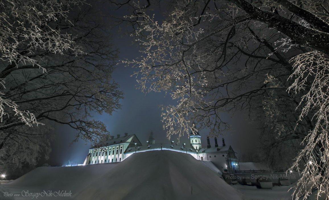 беларусь, несвиж, замок, дворец, архитектура, минск, Sergey-Nik-Melnik.by