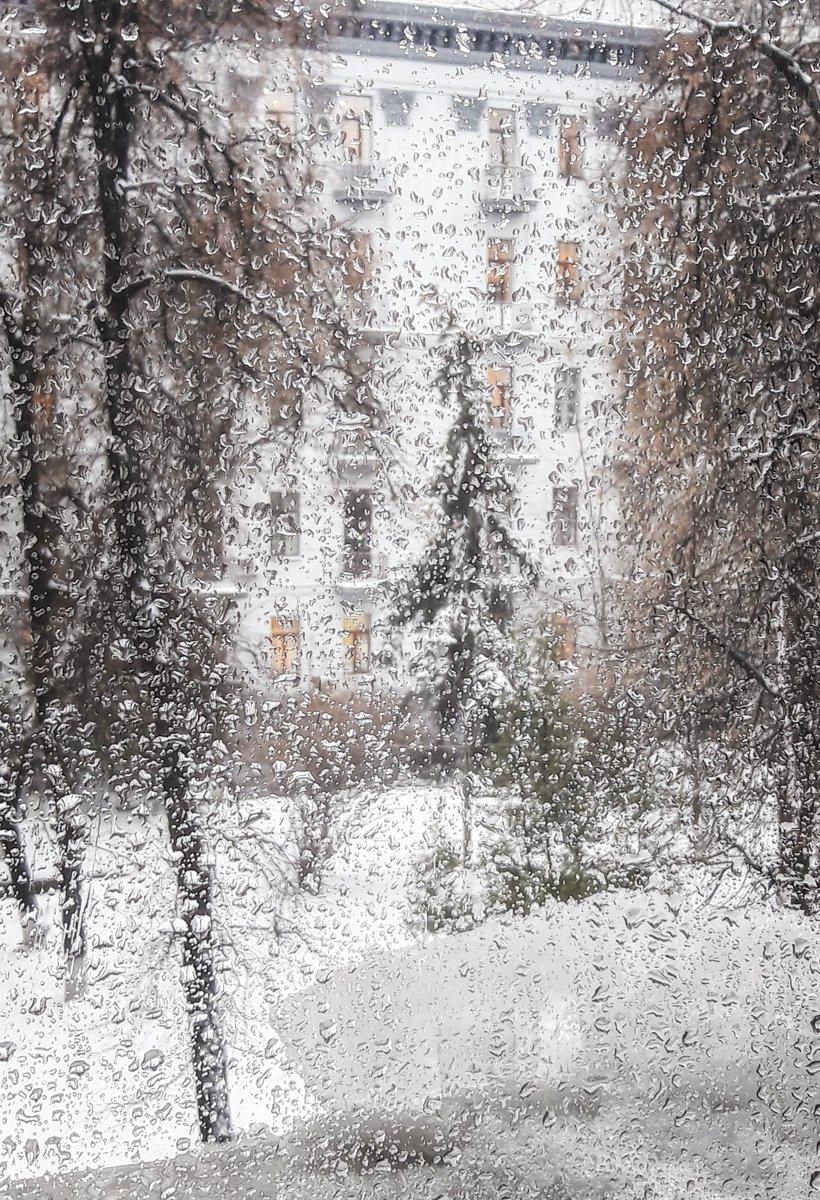 зима, непогода, Tina Grach