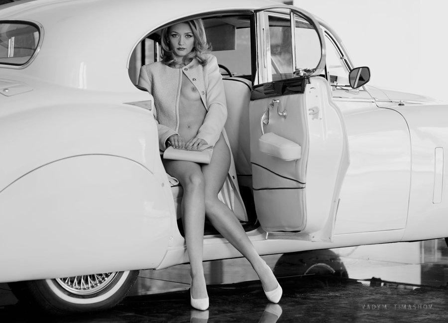 art, beauty, nude, print, portrait, vadym timashov, black and white, cars, Вадим Тимашов