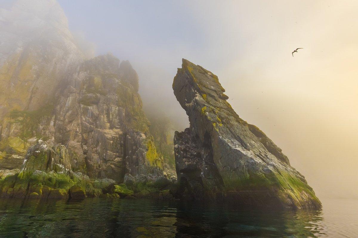 матыкиль, ямские острова, магаданский заповедник, оопт, охотское море, магаданская область, магадан, колыма, крайний север, морской пейзаж, Кирилл Уютнов