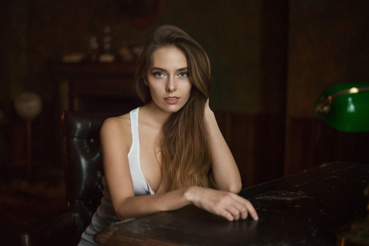 2017, beautiful, girl, model, portrait, portrait2017, sexy, studio, девушка, портрет, Максим Максимов