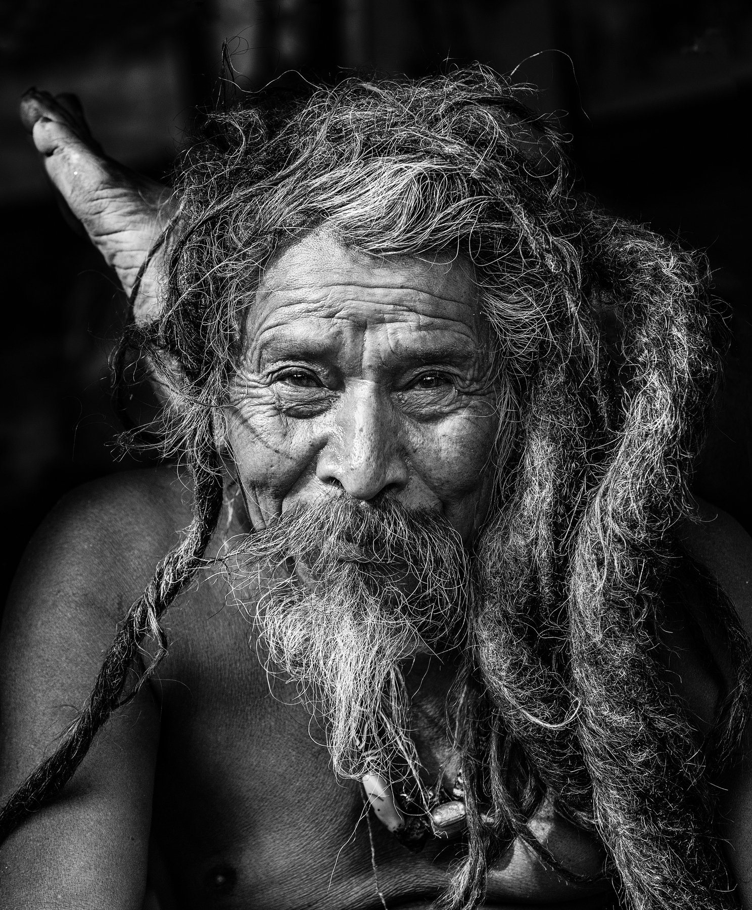 Непал, Гималаи, йог, Алексей Сулоев