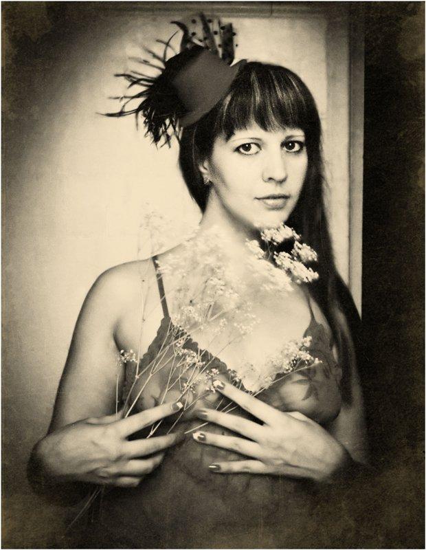 автопортрет, Olga Panteleeva
