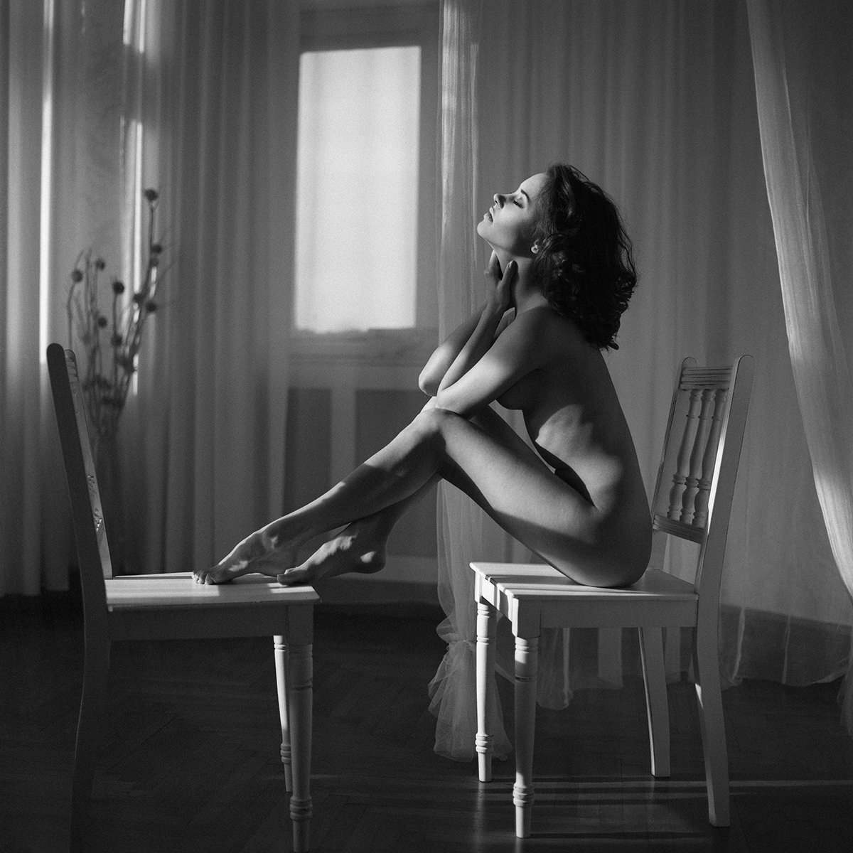 akt, nude, analog, hasselblad, ninoveron, women, fineart, topless,, NinoVeron