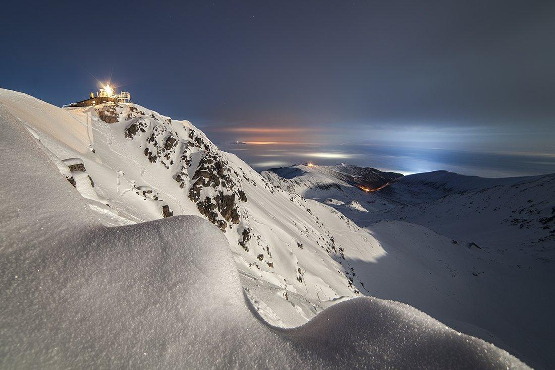 Болгария, ночь, , Павел Пронин