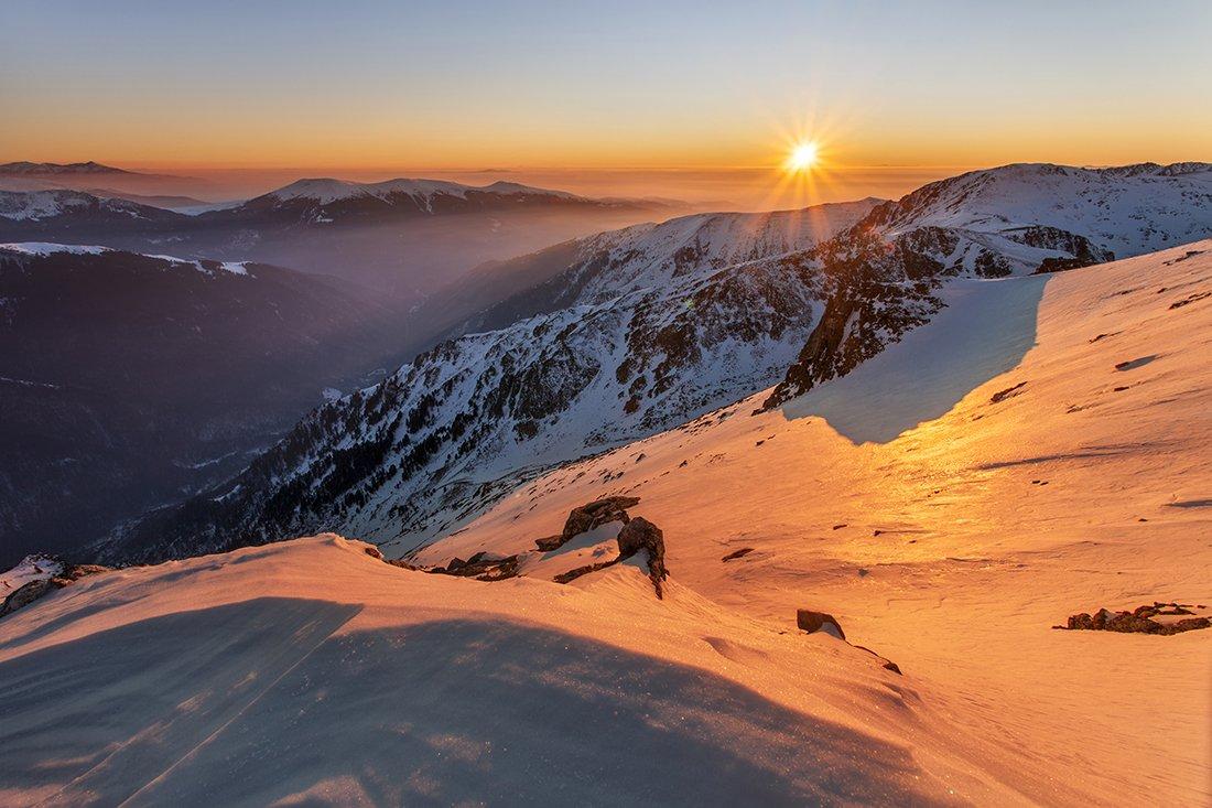 болгария, закат, горы, , Павел Пронин