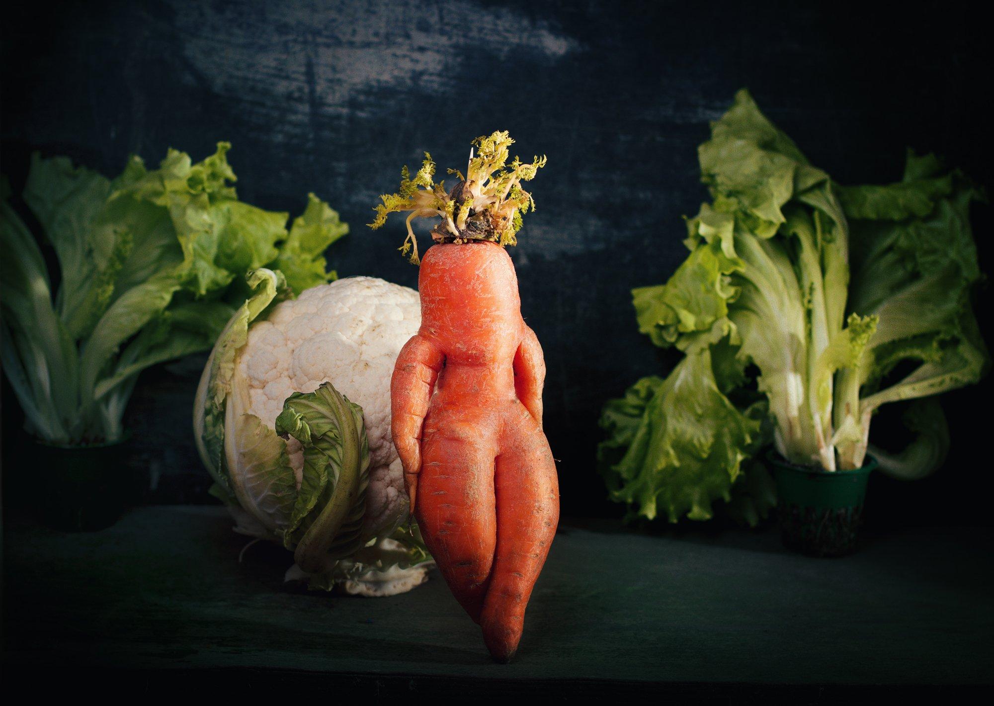 морковь, продукты, капуста, овощи, Наталья Голубева