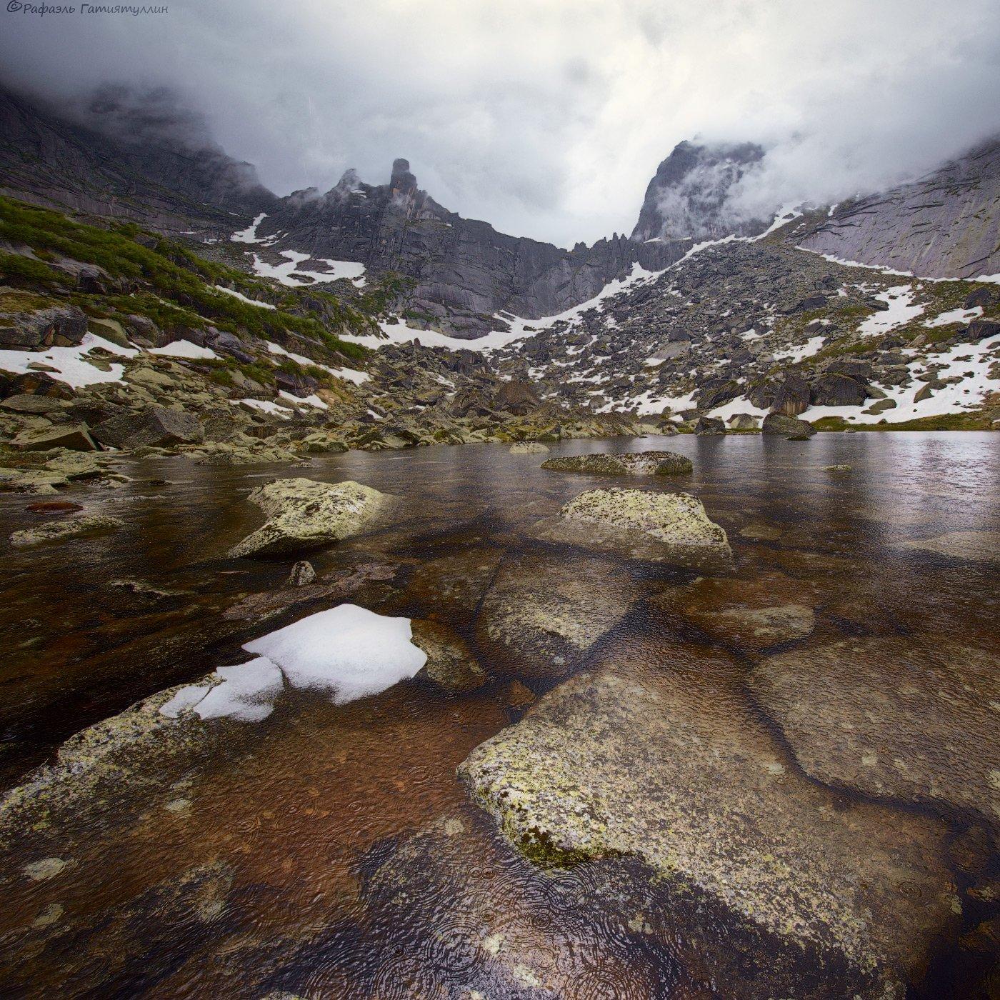 красноярский край, западные саяны, национальный парк  ергаки, озеро, вода, перевал, птица, узоры, Рафаэль Гатиятуллин