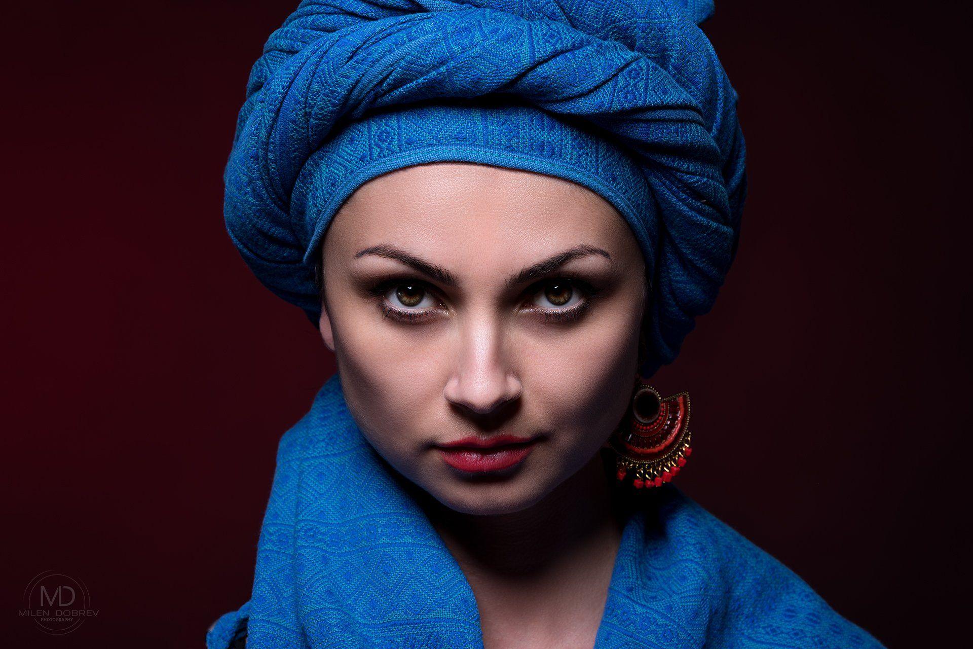 portrait, model, face, beauty, Милен Добрев