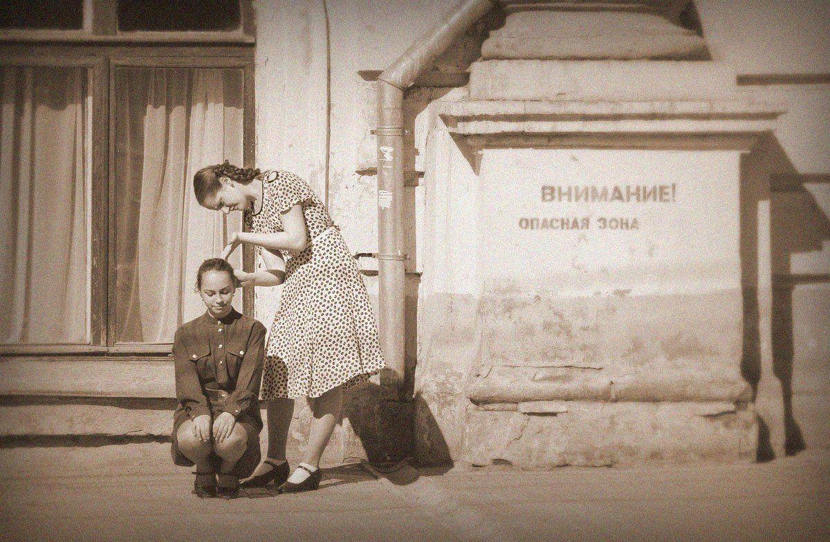 фотография ретро, Михаил Агеев