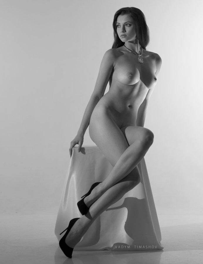 art, beauty, nude, print, portrait, vadym timashov, black and white, Вадим Тимашов