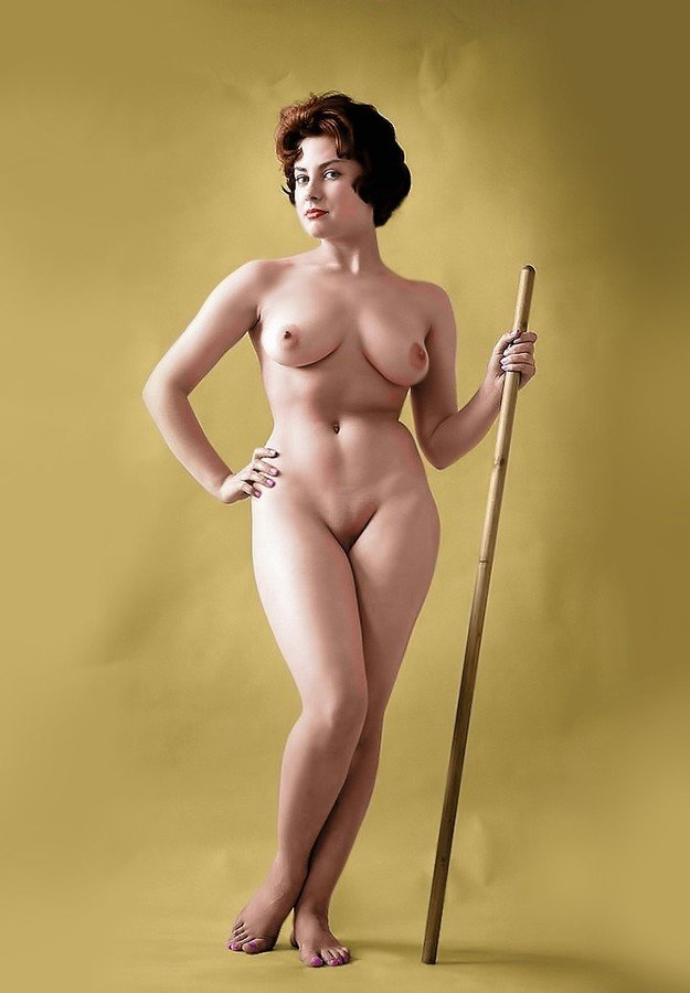 Famous gallery nude woman