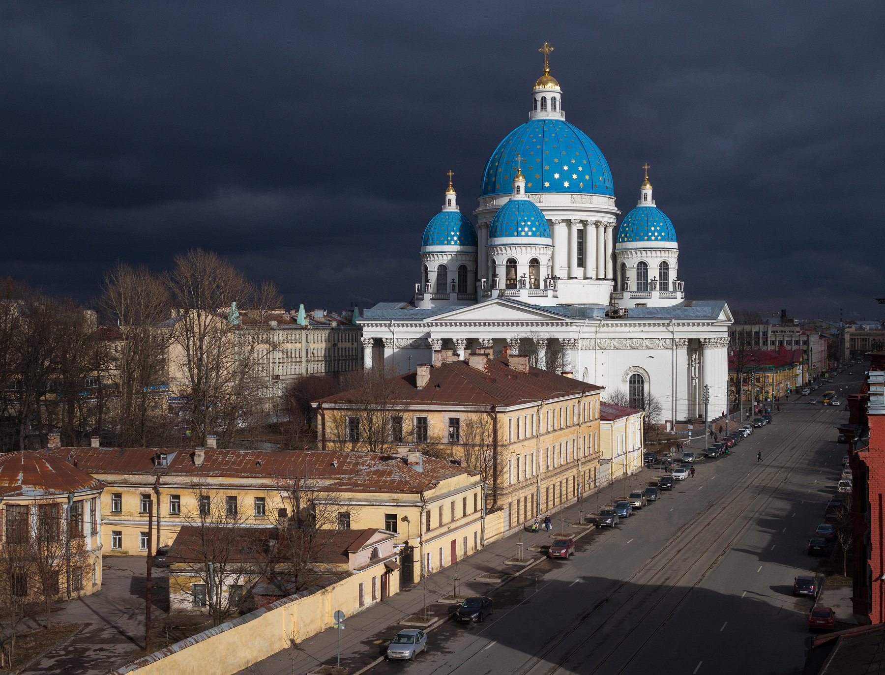 Cityscape, urban exploration, roof, church, cathedral, Голубев Алексей