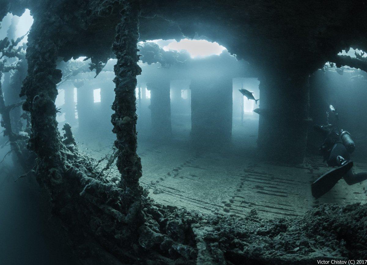 underwater, Виктор Чистов