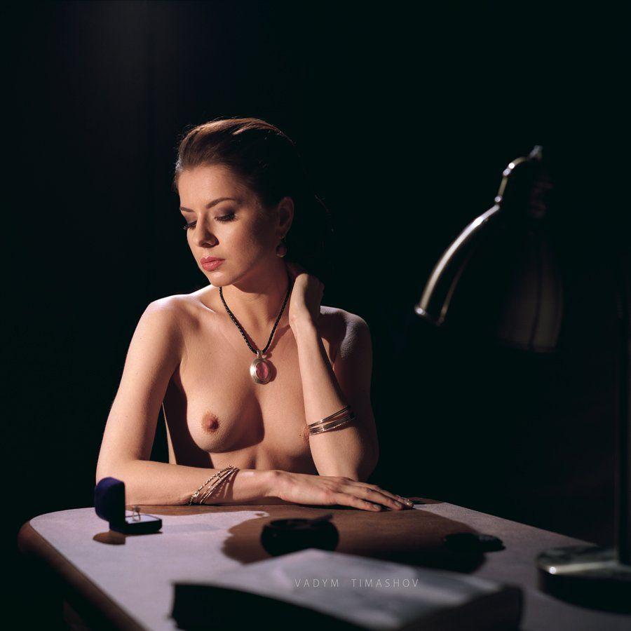 art, beauty, nude, print, portrait, color, film, Вадим Тимашов