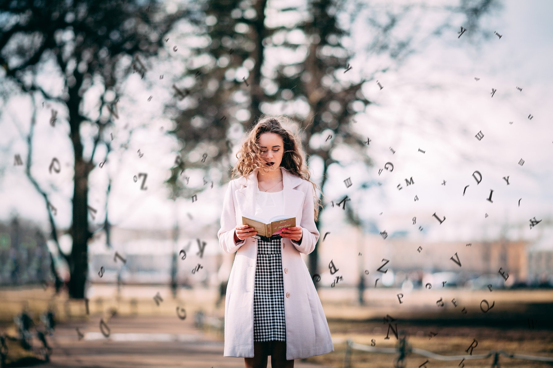spring, portrait, спб, весна, портрет, city, sky, небо, город, архитектура, девушка, girl, Andrei Mikhailov