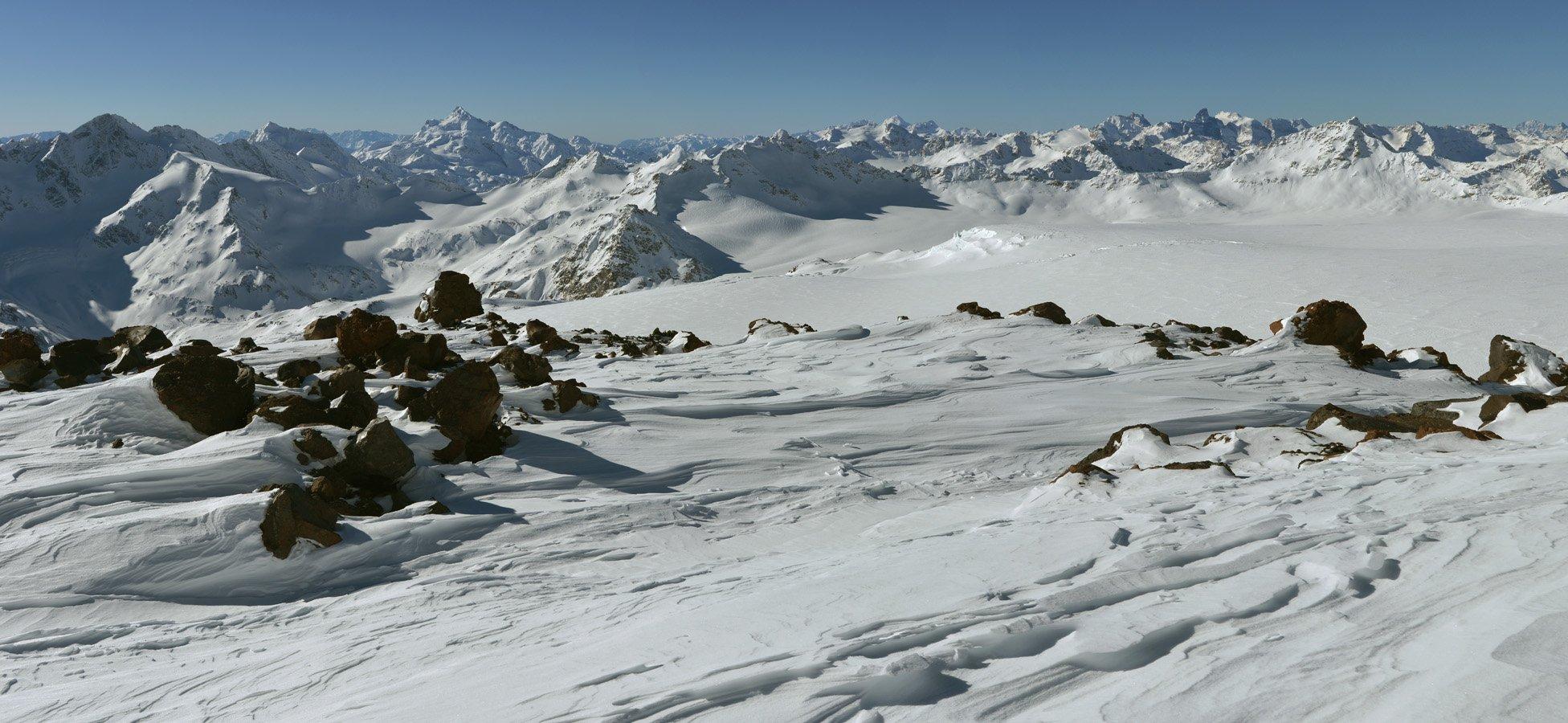 горы, Эльбрус. Кавказ, Сергей Седов