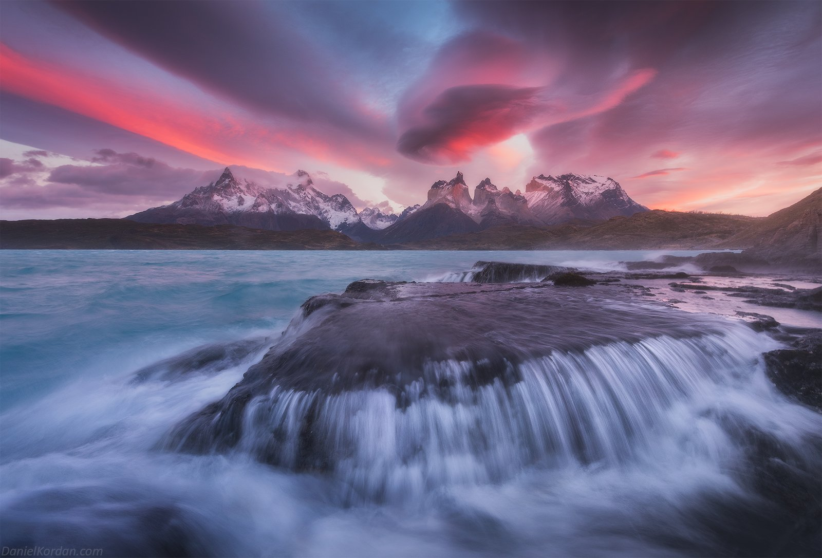 Чили, Даниил Коржонов
