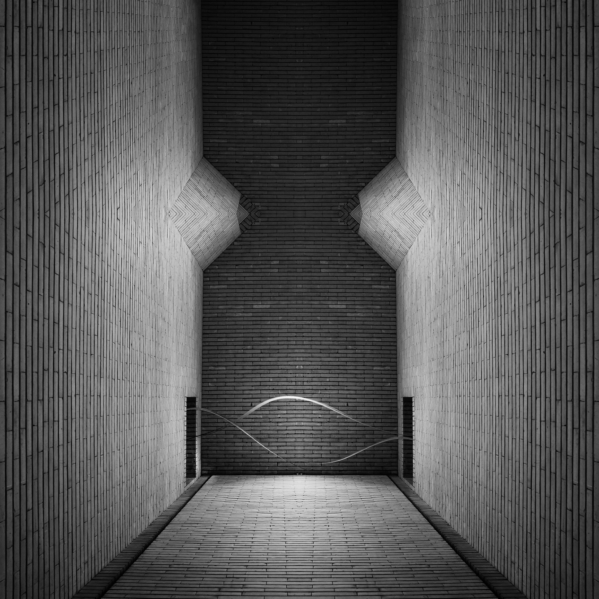 minimal, lines, abstrat, shadow, architecture, human, holography, conceptual, creative,, Milad Safabakhsh