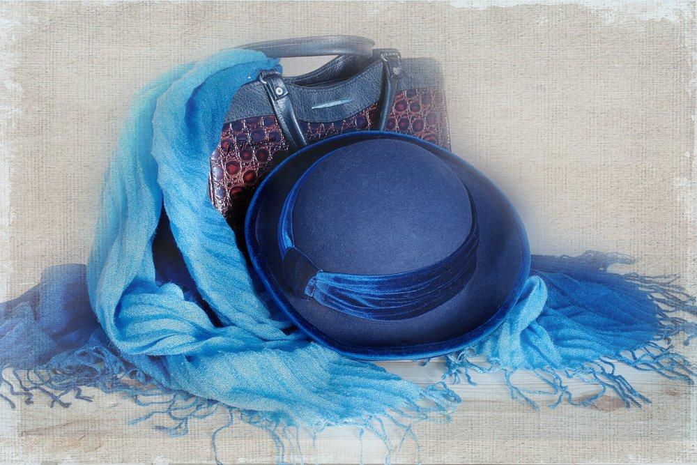 вещи,шляпка,сумка,прошлый век,, Вера Павлухина