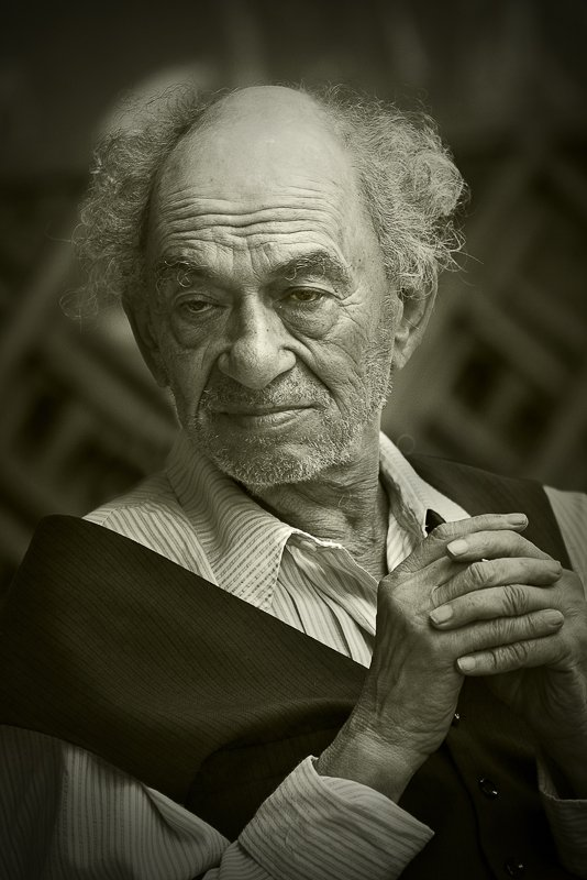 портрет, размышления, старость, старый, портной, одесса, lad_i_mir