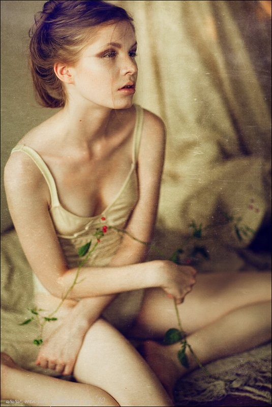 портрет, Петрова Мария
