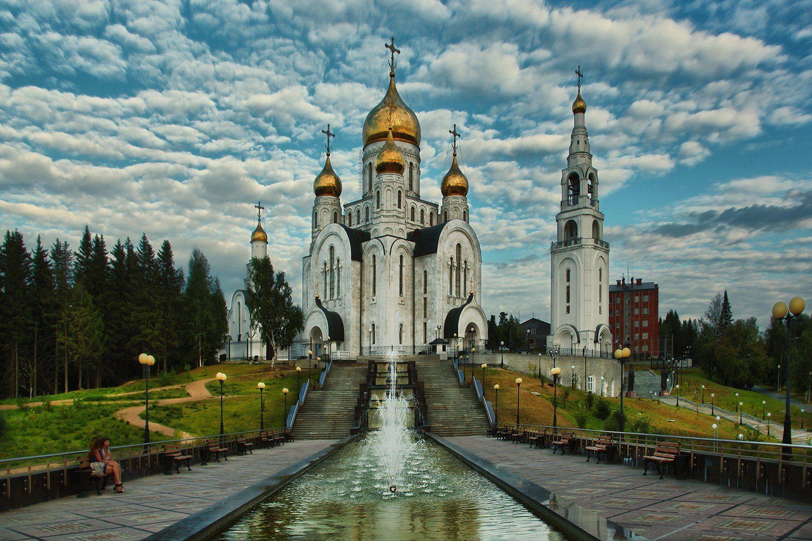 кафедральный собор во имя воскресения христова,ханты-мансийск,югра, Борис Полозков