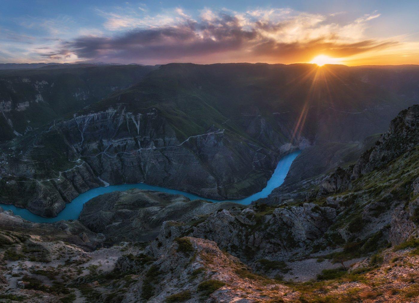 дагестан, сулакский каньон, Андрей Грачев
