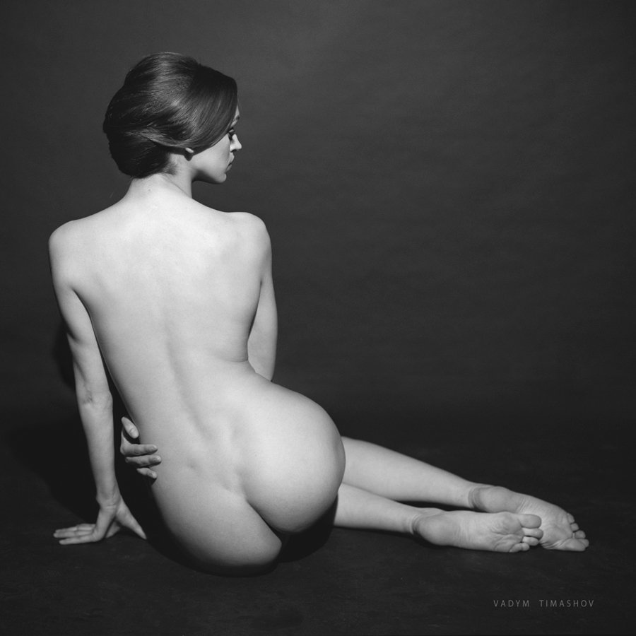 art, beauty, nude, print, portrait, vadym timashov, black and white, film, model, Вадим Тимашов