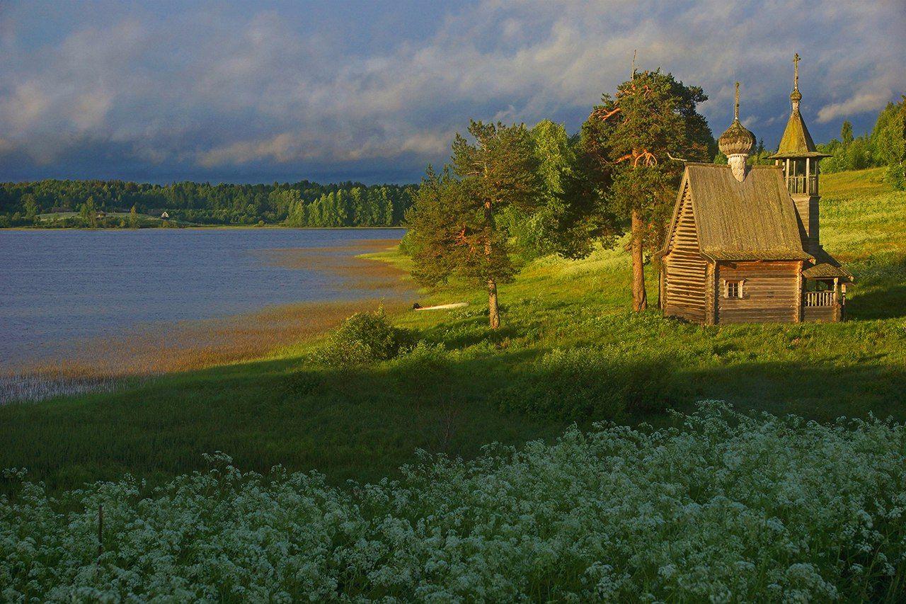 деревня, глазово, кенозерье, национальный парк, архангельская, Петр Косых