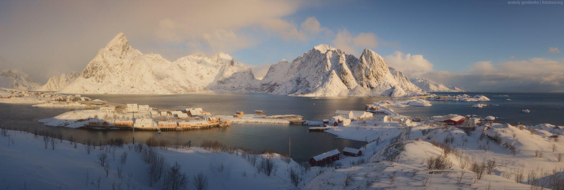 норвегия, лофотены, мосты, Анатолий Гордиенко (fototour.org)