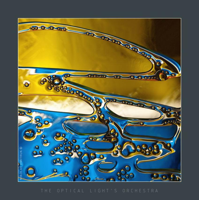 абстракция, стекло, музыка, nick23